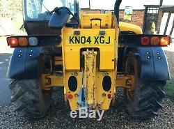 JCB 530 70 Agri Special 2004 Telehandler Load All Fork Lift 100HP