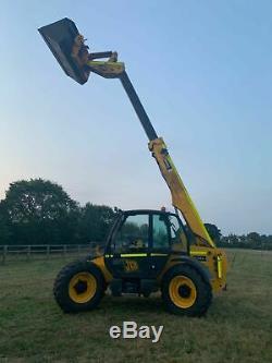 JCB 530-70 Telehandler 7 Meter Boom 3 Ton Forklift Loadall