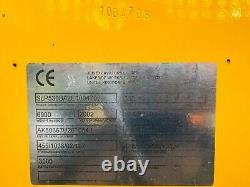 JCB 530-70 Telehandler / Loadall (2002) (£17900 + Vat) TELE-0224