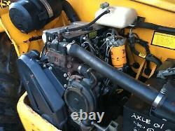 JCB 530 70 turbo farm special telehandler loader