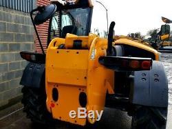 JCB 531-70 7m Telehandler Loader 2014 £25999 + V