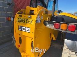 JCB 531-70 7m Telehandler Loader 2015 £23999 + V