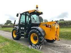 JCB 531-70 Agri Super Telehandler For Sale, Excellent Condition, £49995 + VAT