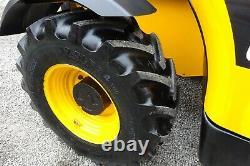 JCB 531-70 Agri Super Telehandler Loader 2009