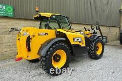 JCB 531-70 Agri Super Telehandler Loader 2016