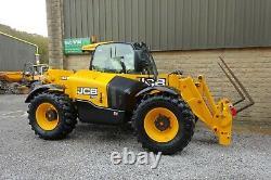 JCB 531-70 Agri Super Telehandler Loader 2017