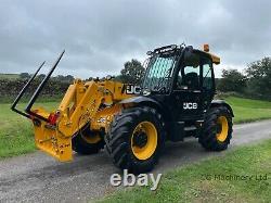 JCB 531-70 Agri Super Telehandler for Sale, Immaculate Condition, £49,995 + VAT