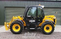 JCB 531-70 Telehandler, 2014 1564 hrs, 75hp, VAT included