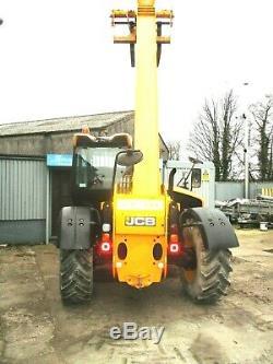 JCB 531-70 Telehandler 2014 890 Hours £28,750 + Vat