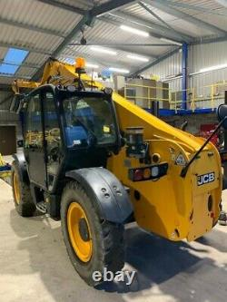 JCB 531-70 Telehandler wastemaster