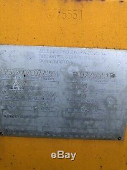JCB 532- 120 12.5m LOADALL TELEHANDLER FORK LIFT