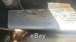JCB 532-120 Telehandler Loadall Forklift Year 2002 MINT