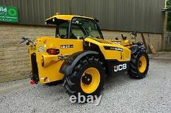 JCB 532-70 Agri Super Telehandler Loader 2019