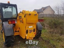 JCB 533-105 TELEHANDLER Year 2002 3300kg
