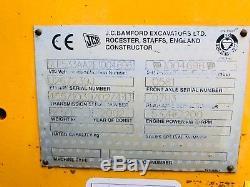 JCB 533-105 Telehandler / Loadall (2002) (£14500 + Vat) TELE-0142