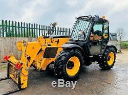JCB 533-105 Telehandler / Loadall (2014) (£27900 + Vat) TELE-0157