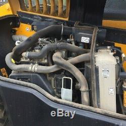 JCB 533-105 Telehandler / Loadall 2014 model showing 2250hrs