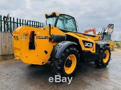JCB 533-125 Telehandler / Loadall (2013) (£26900 + Vat) TELE-0160
