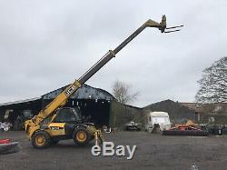 JCB 535-12.5 Telehandler/ Forklift 12.5m/ Jack Legs TRADE SALE PLUS VAT