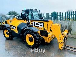 JCB 535-125 Hi Viz Telehandler / Loadall (2013) (£23500 + Vat) TELE-0199