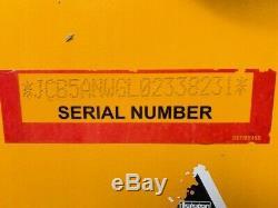 JCB 535-125 Hi Viz Telehandler / Loadall (2014) (£24900 + Vat) TELE-0212