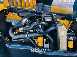 JCB 535-125 Hi-Viz Telehandler / Loadall (2014) (£27900 + Vat) TELE-0154