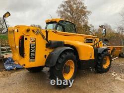JCB 535-125 LOADALL Telehandler £19,995 excl VAT