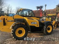 JCB 535-125 LOADALL Telehandler Hi viz 2016 Low HRS We Stock Manitou Merlo Cat