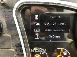 JCB 535-125 Telehandler