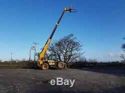 JCB 535 125 Telehandler 2011