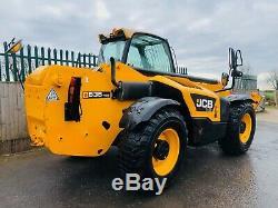 JCB 535-125 Telehandler / Loadall (2014) (£27900 + Vat) TELE-0161