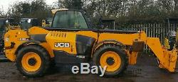 JCB 535-140 14m Telehandler 2015 £27999 + V