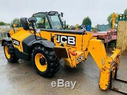 JCB 535-140 Hi Viz Telehandler / Loadall (2013) (£28500 + Vat) TELE-0209