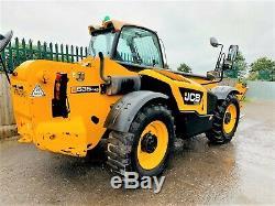 JCB 535-140 Hi Viz Telehandler / Loadall (2014) (£27900 + Vat) TELE-0189