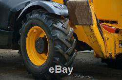 JCB 535-140 HiViz year 2013 3.5t 14m Telehandler £23600+VAT