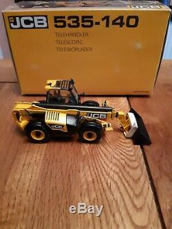 JCB 535-140 TELEHANDLER NZG 150 Excavator Tractor Fastrac Loadall RARE
