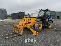 JCB 535-140 Telehandler 14M Reach 2014 NON AD BLU Fork Lift (Not merlo Manitou)