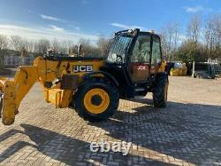 JCB 535-140 Telehandler / Loadall / Forklift 2013