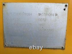 JCB 535 9.5 4WD Telehandler Not Manitou Merlo
