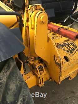 JCB 535 90 Telehandler Farm Spec Forklift
