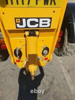 JCB 535 95 Agri Loadall Forklift Telehandler 2017