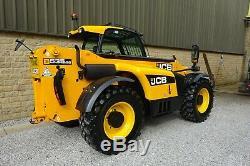 JCB 535-95 Agri Super Telehandler 2011