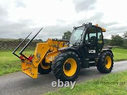 JCB 535-95 Agri Super Telehandler For Sale, Low Hours, Immaculate, £52995 + VAT