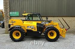 JCB 535-95 Agri Super Telehandler Loader 2018