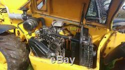 JCB 535-95 Diesel Telehandler Forklift