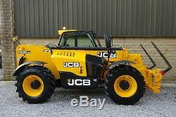 JCB 535-95 Telehandler 2019 (Like Agri Spec)