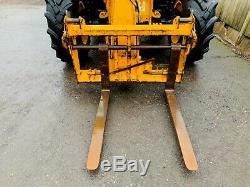 JCB 535-95 Telehandler / Loadall (2008) (£20900 + Vat) TELE-0196