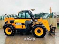 JCB 535-95 Telehandler / Loadall (2010) (£19900 + Vat) TELE-0204