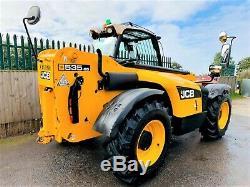 JCB 535-95 Telehandler / Loadall (2011) (£24500 + Vat) TELE-0192
