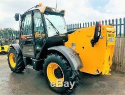JCB 535-95 Telehandler / Loadall (2012) (£25900 + Vat) TELE-0184